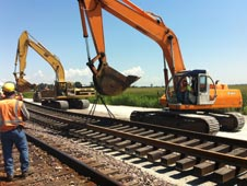 Snelten, Inc. Railroad Replacement